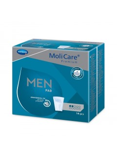 Absorpční vložky MoliMed for men Protect, 14 ks