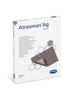 Atrauman AG Silver kompres 10 x 10 cm, 10 ks