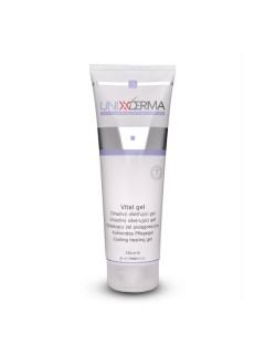 Chladivý ošetřující Vital gel Unixderma 250 ml