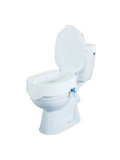Nástavec na WC 10 cm s poklopem Rehotec 9/7210C