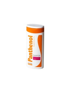Panthenol šampon na narušené vlasy Dr.Müller 250 ml