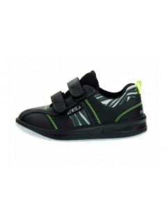 Prestige dětská Zebra M56020 černá neon