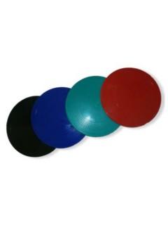 Prostírání fólie kulaté, mix barev, průměr 14 cm