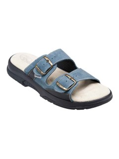 Santé N/517/35/88/CP zdravotní pantofel modrá