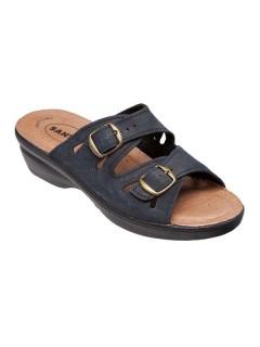 Santé PO/5146 zdravotní pantofel černá