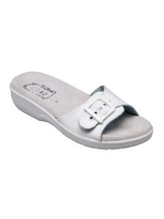 Santé SI/03D zdravotní pantofel bílá