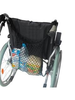 Síťová taška na invalidní vozík