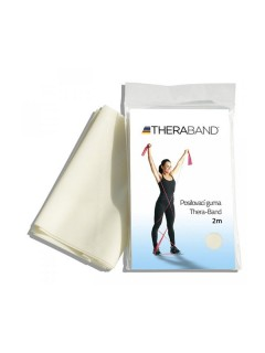 Thera-Band posilovací guma 2 m béžová, velmi slabá