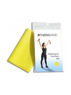 Thera-Band posilovací guma 2 m žlutá, slabá