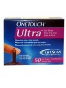 Testovací proužky One Touch Ultra 50ks