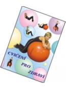 Brožura Cvičení pro zdraví II-overball + guma