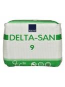 Delta San no. 9, vložné pleny