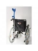 Držák berle nebo hole na chodítko či vozík