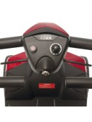 Elektrický čtyřkolový skútr HS-328 RED