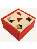Krabička s tvary