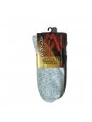 Ponožky Maxis hladké barva bříza