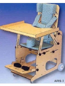 Sedačka pojízdná Aris 3 včetně stolečku