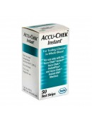 Testovací proužky Accu Chek Instant 50ks