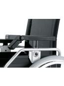 Vozík invalidní mechanický Pyro Light